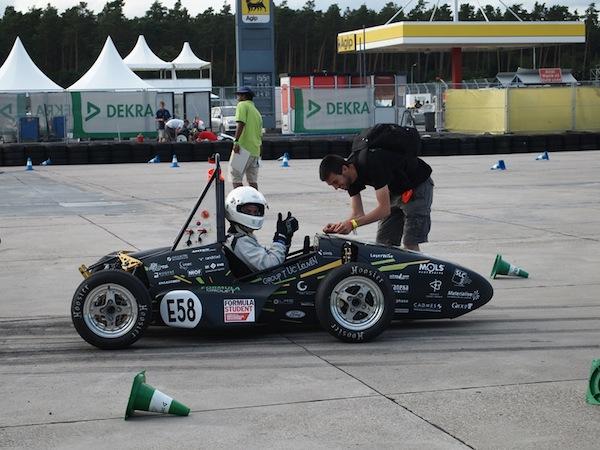 Areion 3D Printed Formula Car